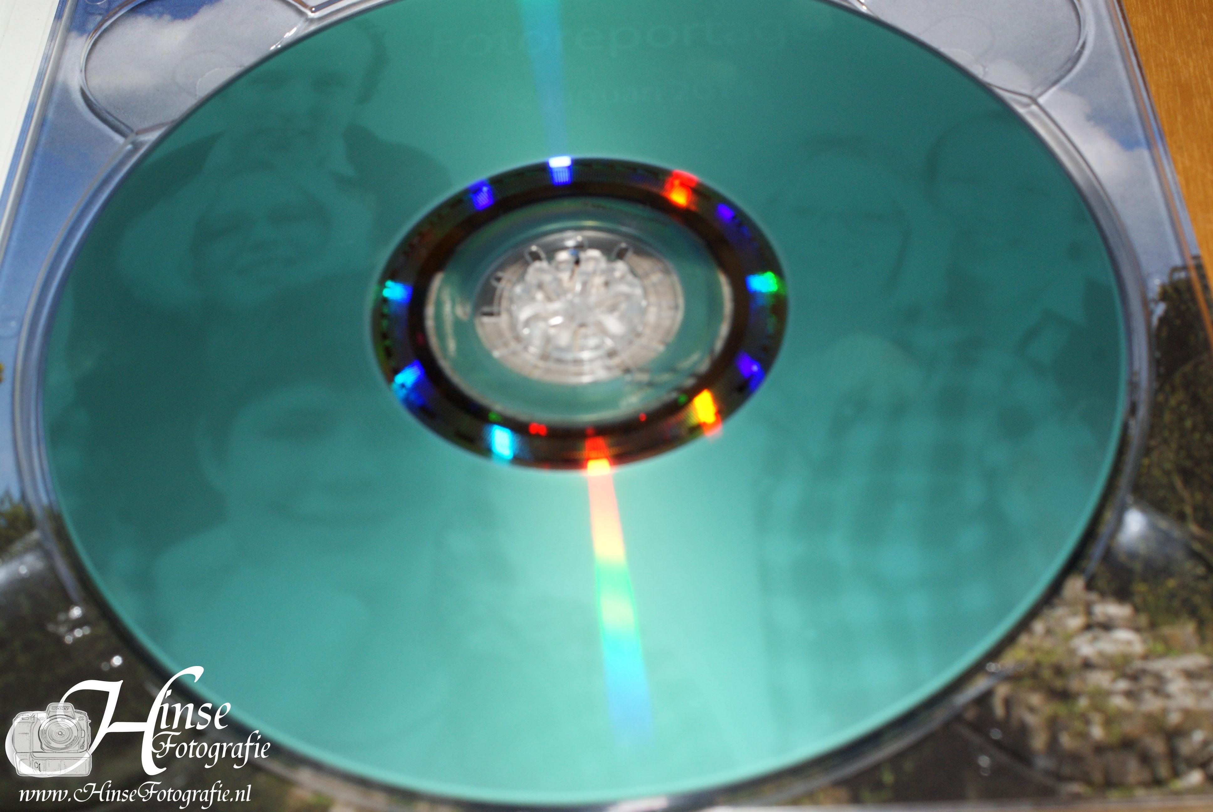 cd1 - Unieke foto CD
